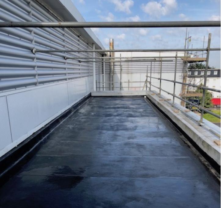 WIDOPUR-LF 1K Single Component Solvent-free Waterproofing - Widopan , Roofs, Balconies, Building, Essex