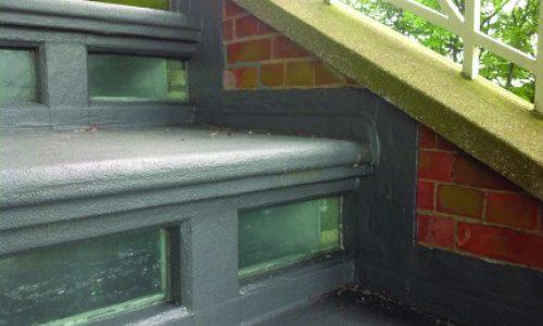 Widopan, Liquid WaterProofing Systems for Roofs, Building, the Construction industy, Essex - Balconies, Terraces & Walkways - Detailing
