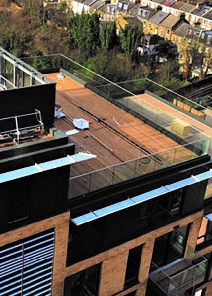 Balconies - Widopan, Liquid Waterproofing systems, Brentwood, Essex v1