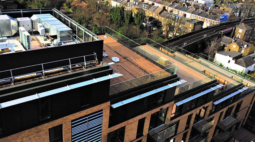 Balconies - Widopan, Liquid Waterproofing systems, Brentwood, Essex v1