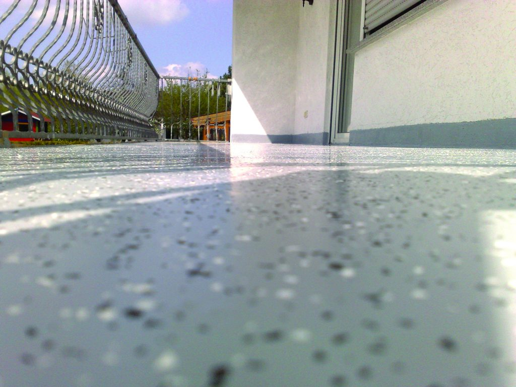 Widopan, Liquid Waterproofing Systems, Brentwood, Essex - WIDOCRYL-SV Self Levelling